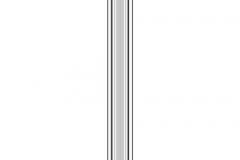 Декоративная колонка